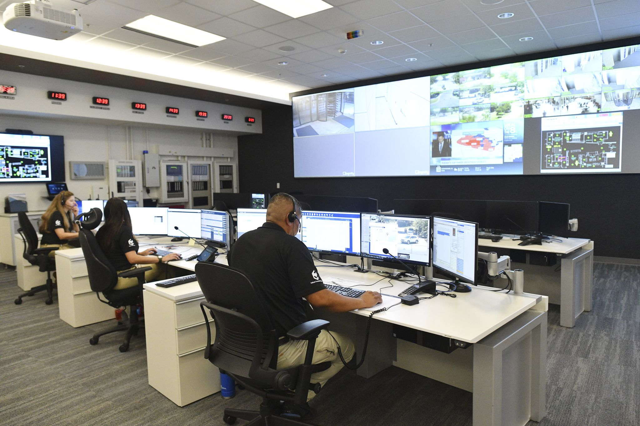 Usaa Renovates 24 7 Hub For Monitoring Emergencies Expressnews Com