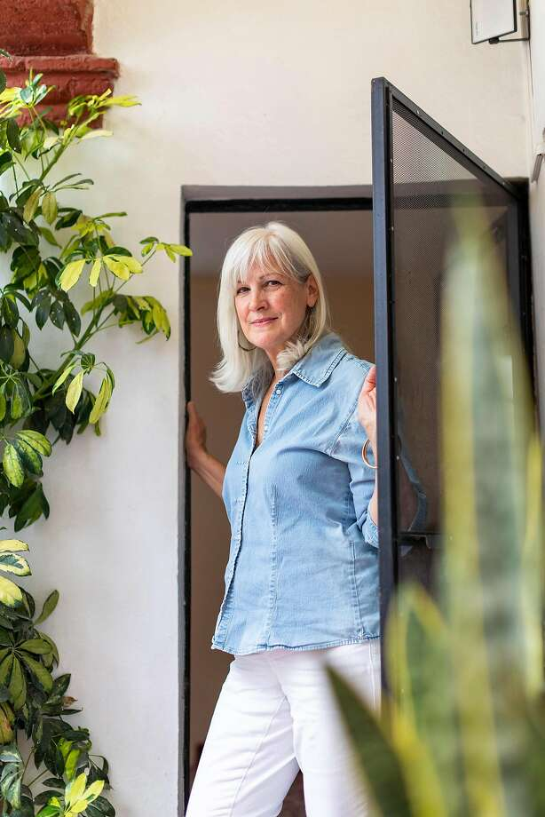 Claudia Peresman, who moved from Stonington, Conn., at her home in San Miguel de Allende, Mexico, June 22, 2019. As the number of U.S. retirees living overseas grows, more of them are confronting choices about medical care, because Medicare does not pay for care outside the country, except in limited circumstances. (Alejandro Cartagena/The New York Times) Photo: ALEJANDRO CARTAGENA;Alejandro Cartagena / New York Times