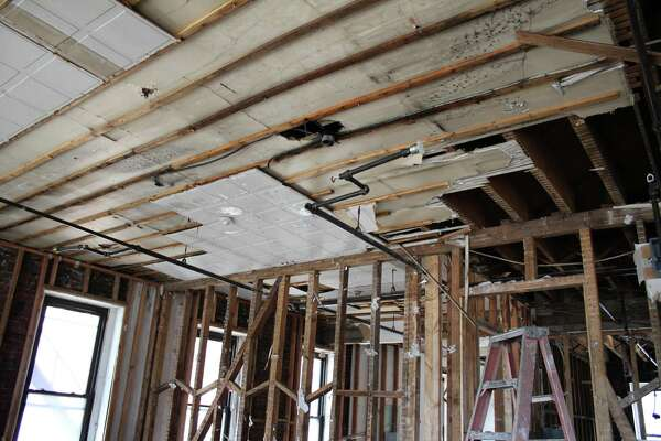 Water damage from non-permitted work keeps Norwalk