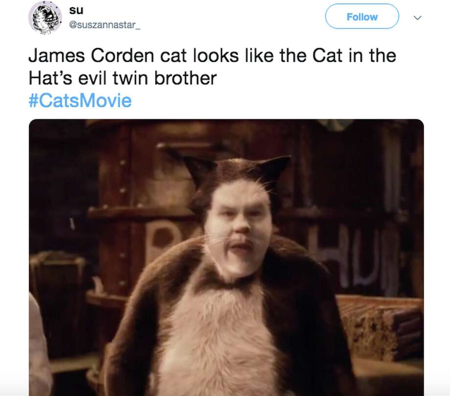 Terrifying new Cats trailer spawns flurry of memes , SFGate