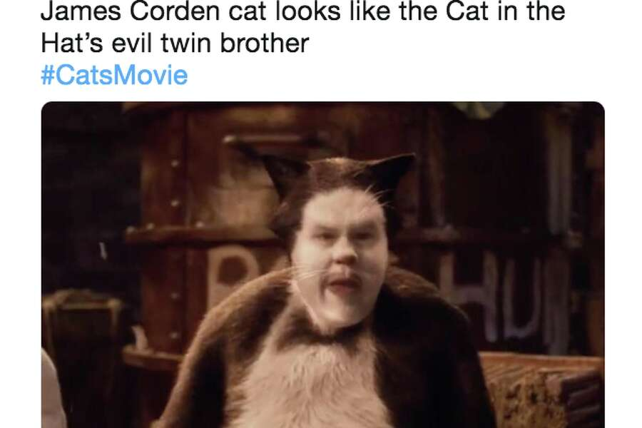Terrifying new Cats trailer spawns flurry of memes