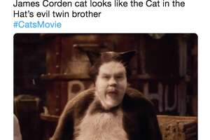 """Twitter users react to the unsettling trailer for """"Cats."""""""