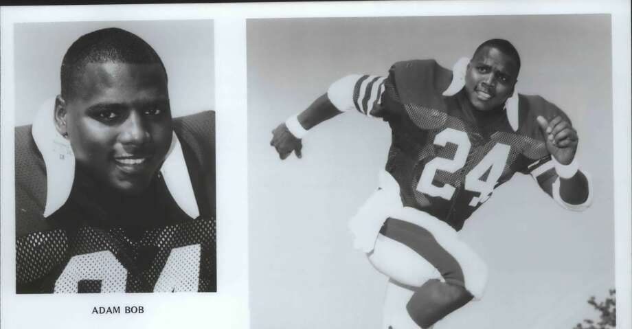 Adam Bob played for the Aggies from 1985-88. Photo: Texas A&M