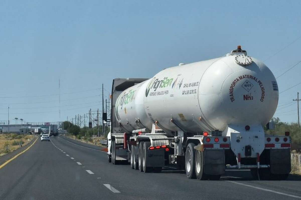 Unlike the United States, it's not uncommon to see an 18-wheeler hauling two tankers of gasoline or diesel on Mexican highways.