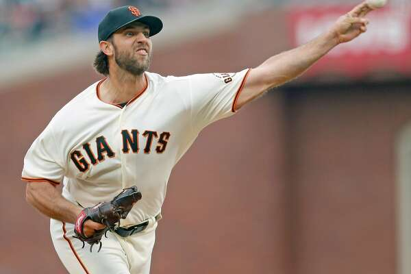 Giants' Madison Bumgarner sparkles, Donovan Solano gets decisive hit in 16-inning win