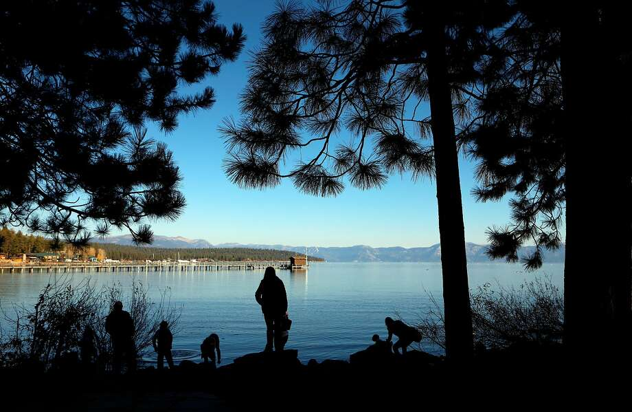Lake Tahoe offers year-round pleasures for the family. Photo: Michael Macor / Special To The Chronicle 2018