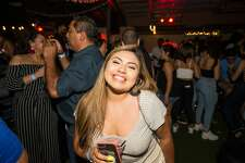 It was a wild night at Burnhouse Thursday as San Antonio partygoers 'turned up' the nightlife.