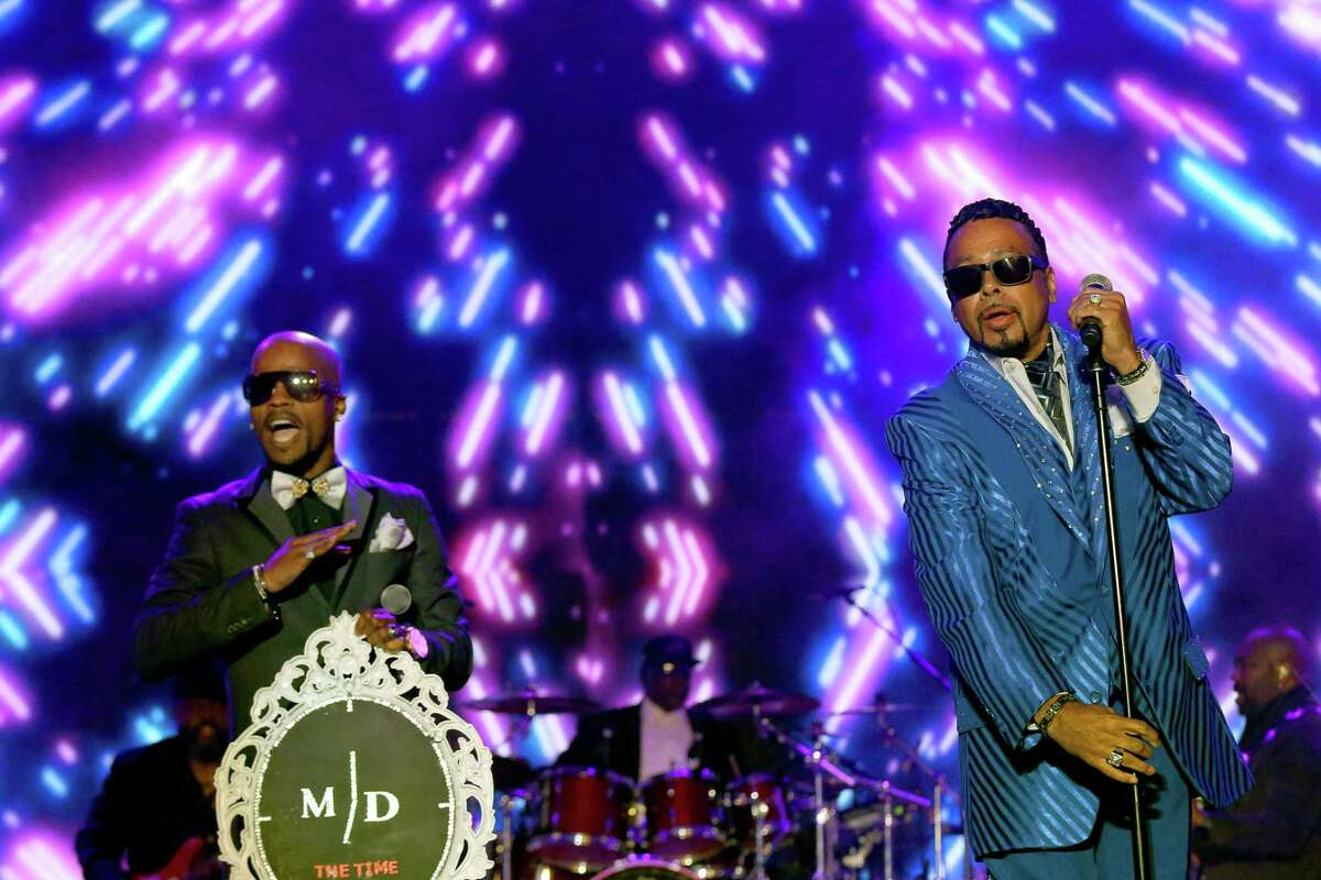 Morris Day performs onstage during 2019 Essence Festival at Louisiana Superdome recently.
