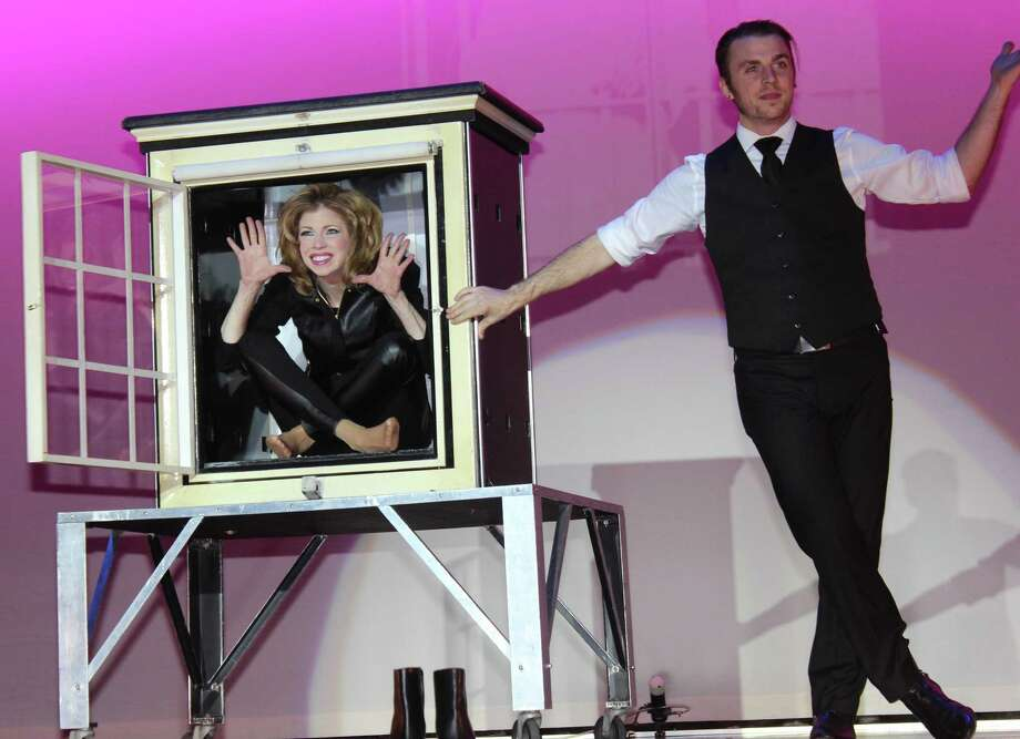 "An illusion from ""The Magic of Lyn,"" due at The Kate July 31. Photo: The Kate / Contributed Photo"