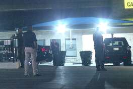 A fight at a lounge in Converse may have caused a shooting and a vehicle chase on the Northeast side, according to the Bexar County Sheriff's Office.