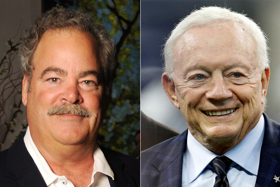 McClain's Mailbag: Is Cal McNair another Jerry Jones?