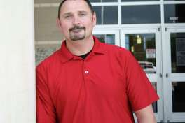 Brandon Perry began his career in education teaching eighth grade science at Huffman Middle School.