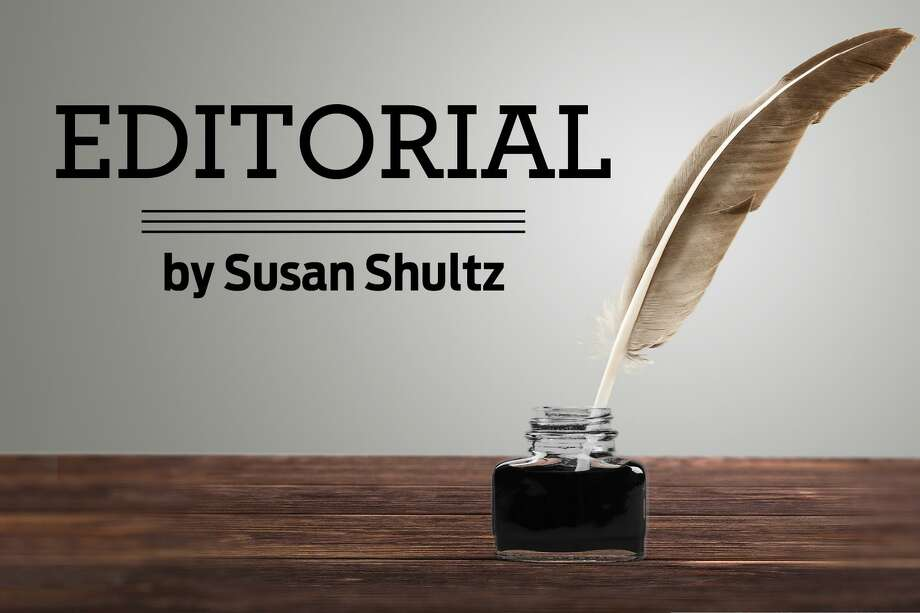 Editorial by Susan Shultz Photo: Susan Shutlz