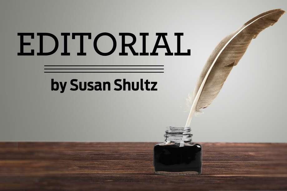 Editorial by Susan Shultz Photo: Susan Shutlz