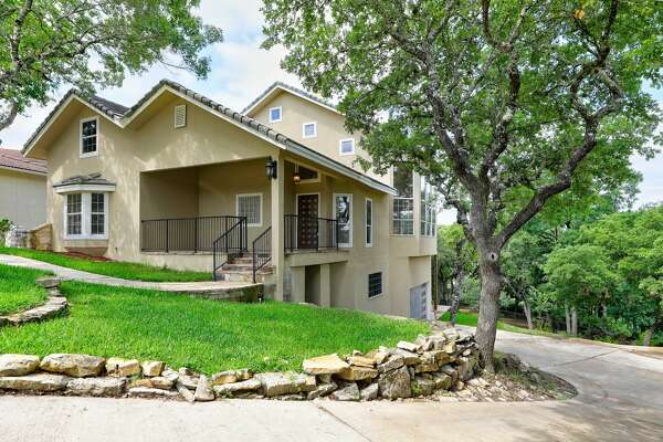 11 Falls View in Fair Oaks Fair Oak Ranch, TX, 78015 When: Saturday, July 21st from 1-3pm Complete remodel with new front porch add. Excellent location and bluff views in Fair Oaks Ranch. Enter into open living spaces with high ceilings in living room also open to the island kitchen and breakfast area. High glass windows allow lots of light and open to the newly designed upper and lower covered porch. Great for entertaining with privacy and views. Master main level with guest suite ~ 2 rooms up with bonus loft. Yard is on cul-de-sac w/green belt. Lots of basement space for work areas. Contact: Liz Blue Braden 210-219-5324 Portfolio Real Estate