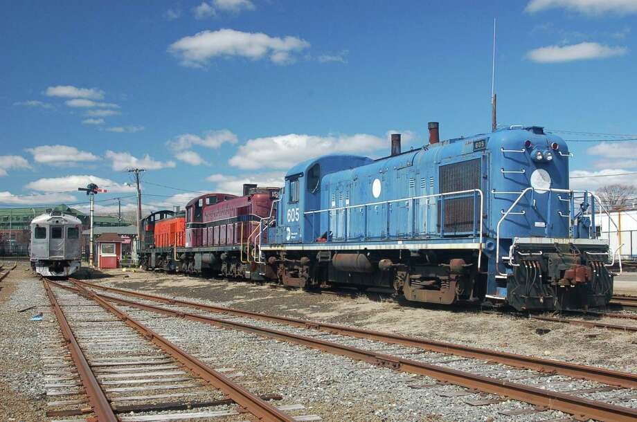 The Danbury Railway Museum is pleased to host the 13th annual Danbury Railway Days August 3 and 4. Photo: Danbury Railway Museum / Contributed Photo