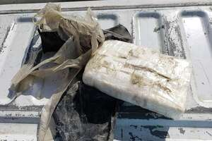 Leitha Garrett Ingram said she stumbled upon a brick of cocaine with a street value of $33,000 while she was visiting Bolivar beach July 9.