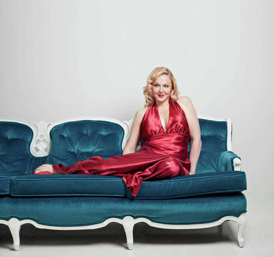 Storm Large, of Pink Martini, is performing at Norwalk's Wall Street Theater Sept. 27, with tickets going on sale July 19. Photo: Laura Domela / Contributed Photo