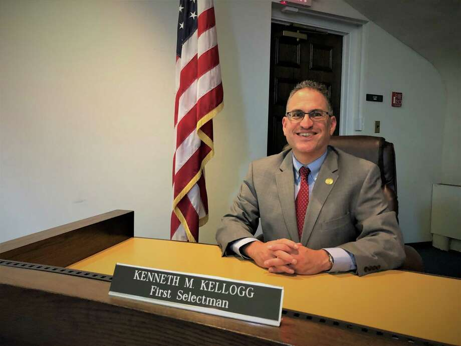 First Selectman Ken Kellogg was endorsed for re-election Wednesday when the Monroe Republican Town Committee announced their 2019 election endorsements for a slate of positions. Photo: Courtesy Of The Monroe Republican Town Committee