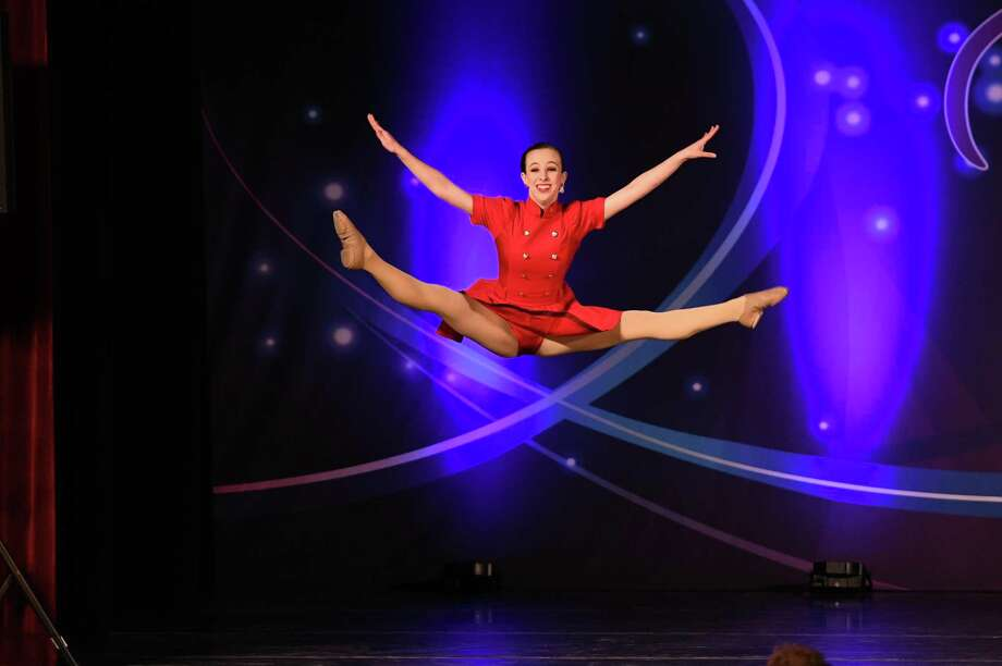 Grace Pendleton, a 16-year-old Clinton resident and student at The Dance Corner of Killingworth, was named Starpower 2019 Intermediate Senior Champion at the Starpower National Championships July 9 at Mohegan Sun in Uncasville. Photo: Contributed Photo