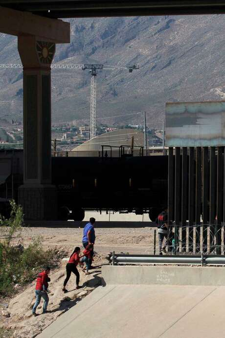 Across from El Paso, Central American migrants gather in Ciudad Juarez. The Bible tells Christians how to treat strangers. The real crisis is how many so-called faithful won't hear of it.