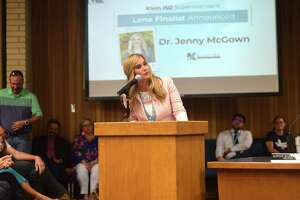 Jenny McGown was selected by the Klein ISD board of trustees as the new superintendent on June 6, 2019.