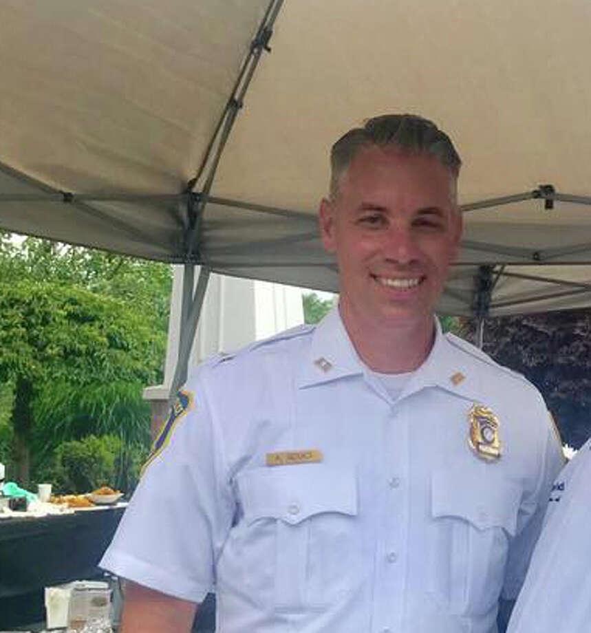The Watervliet City Council named Anthony Geraci, a 20-year veteran of the Albany and New York City police departments and son of a former Schenectady police chief, as the next chief of its 25-member police force. Photo: Albany Police