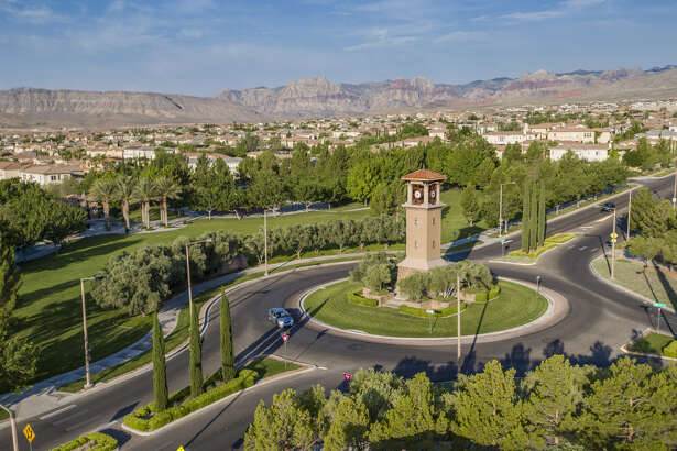 Summerlin is a development of The Howard Hughes Corp. in the Las Vegas area.