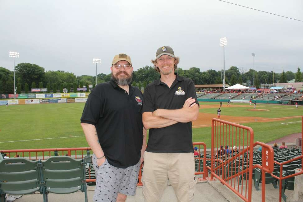 Were you Seen at the Tri-City ValleyCats game for Saint Rose Night at Bruno Stadium in Troy on July 18, 2019?