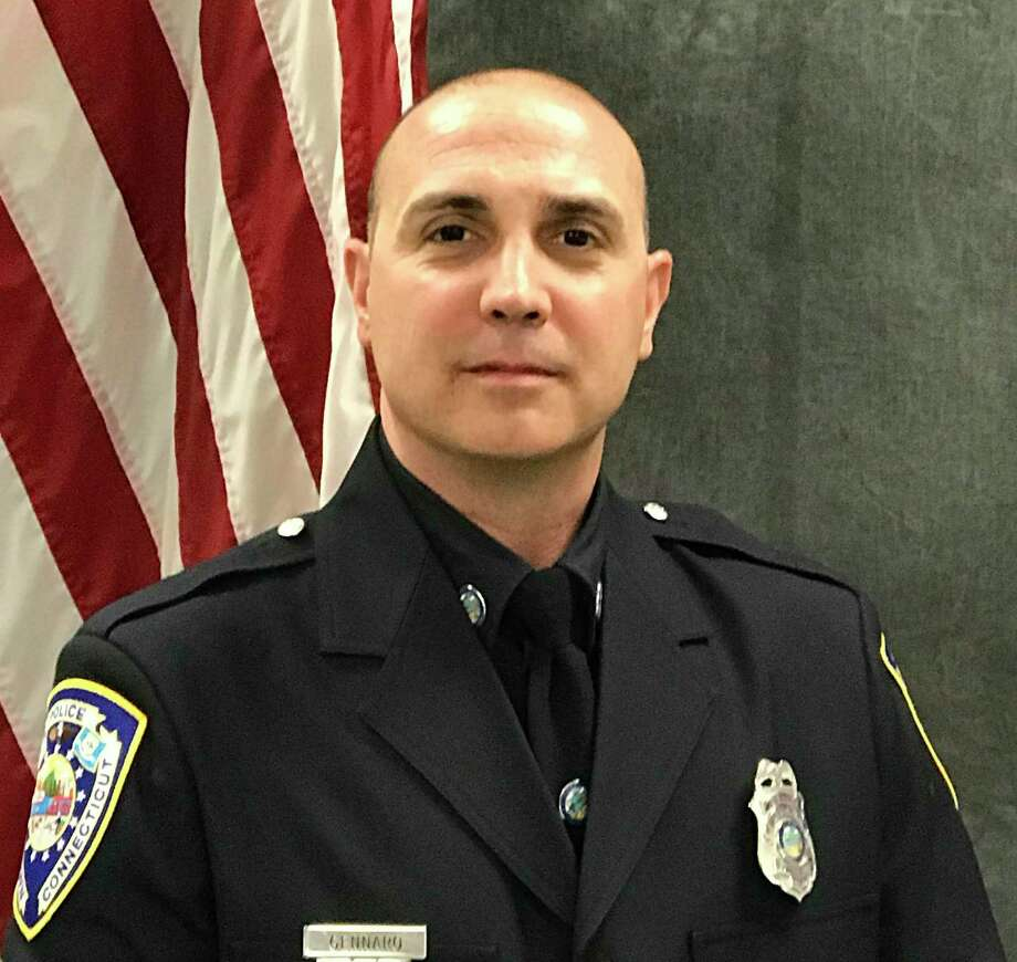 Middletown School Resource Officer Tony Gennaro Photo: File Photo