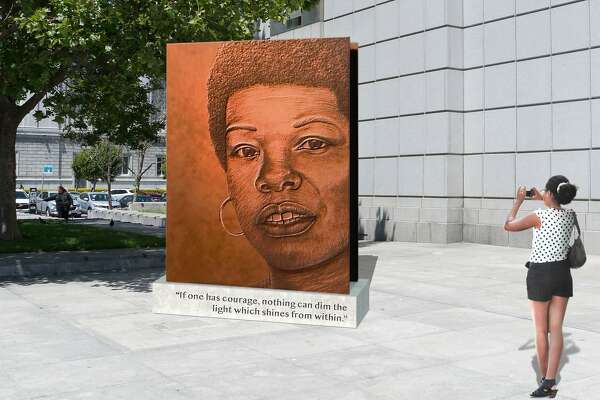 Artist's vision for Maya Angelou statue crushed by City Hall's dysfunction
