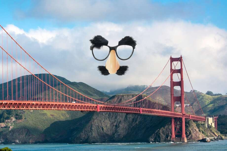 The wildly popular @KarlTheFog Twitter account has more than 361,000 followers, but who is the mysterious person behind the moisture? Photo: Original Image: Geirge Rose/Getty Images, Photo Illustration