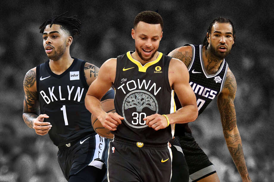 Click through the slideshow to see the new additions to the Golden State Warriors for the 2019-2020 season. Photo: Blair Heagerty, Photo Illustration Source: AP, Getty