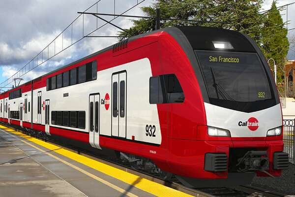 The new Caltrain cars feature doors raised 4-feet above the ground. If you were wondering what these floating doors were for, you are not alone.