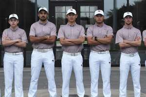 The TAMIU golf team had a 3.507 team GPA to become one of 32 teams to earn President's Special Recognition from the Golf Coaches Association of America.