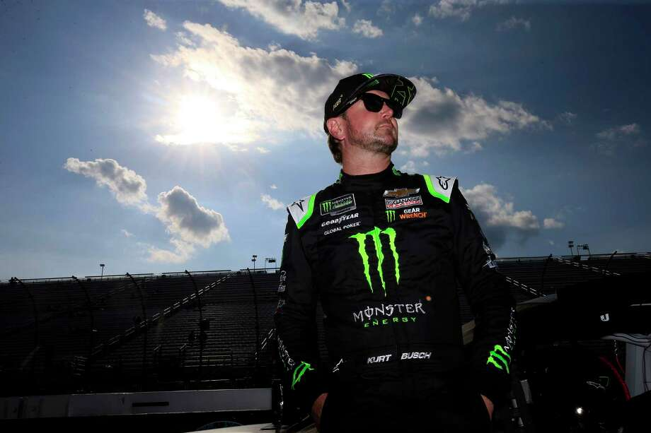 LOUDON, NEW HAMPSHIRE - JULY 19: Kurt Busch, driver of the #1 Monster Energy Chevrolet, stands by his car during qualifying for the Monster Energy NASCAR Cup Series Foxwoods Resort Casino 301 at New Hampshire Motor Speedway on July 19, 2019 in Loudon, New Hampshire. (Photo by Chris Trotman/Getty Images) Photo: Chris Trotman / 2019 Getty Images