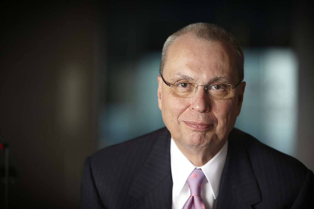 This May 9, 2011 photo provided by the public relations firm Ackerman McQueen, shows Angus McQueen, who died Tuesday, July 16, 20198, after a long bout with cancer. He was 74. McQueen, was the longtime CEO of the public relations firm, that shaped the National Rifle Association's most memorable messages until an acrimonious split last month. (Michael Ives/Ackerman McQueen via AP)