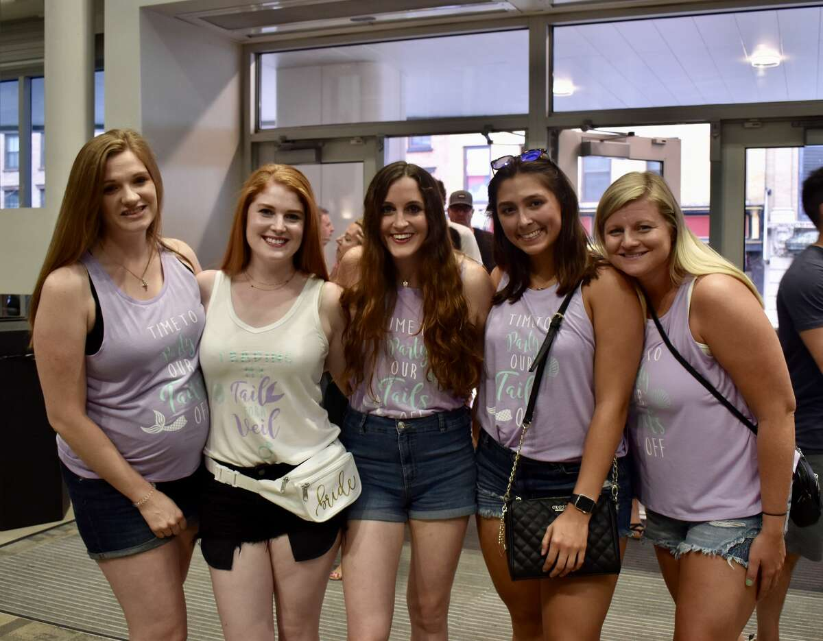 Were you Seen at the John Mayer concert at the Times Union Center on July 19, 2019?