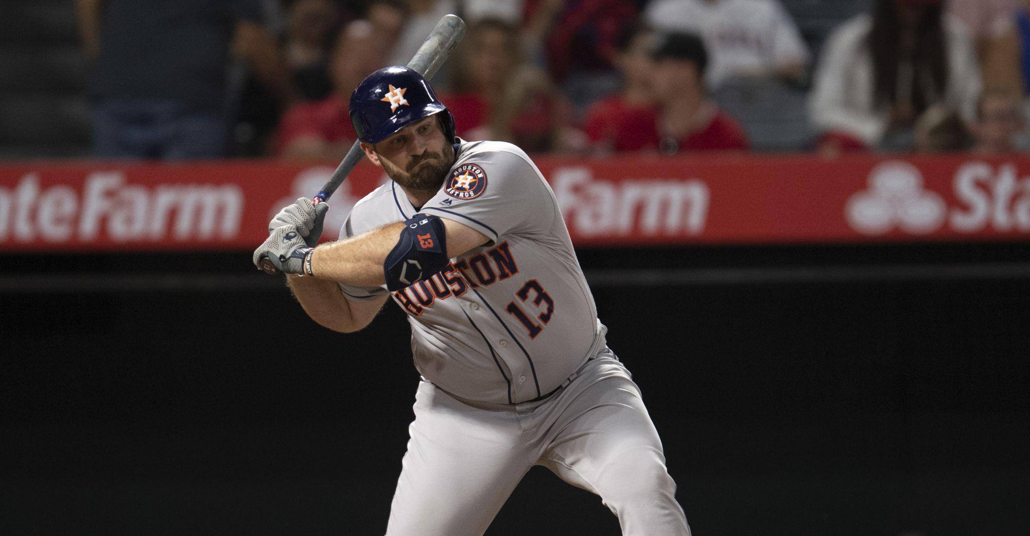 Astros Designate Tyler White For Assignment San Antonio
