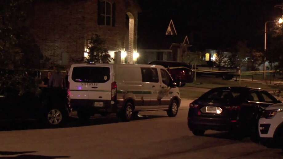 A man was fatally shot Friday evening after threatening to shoot his mother and later firing rounds at officers who responded to the scene, officials from the League City SWAT team said. Photo: Metro Video