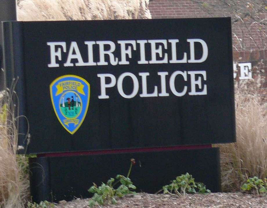 Fairfield Police Department headquarters on Reef Road. Photo: File Photo
