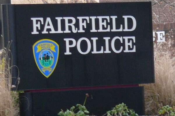 Fairfield Police Department headquarters on Reef Road.