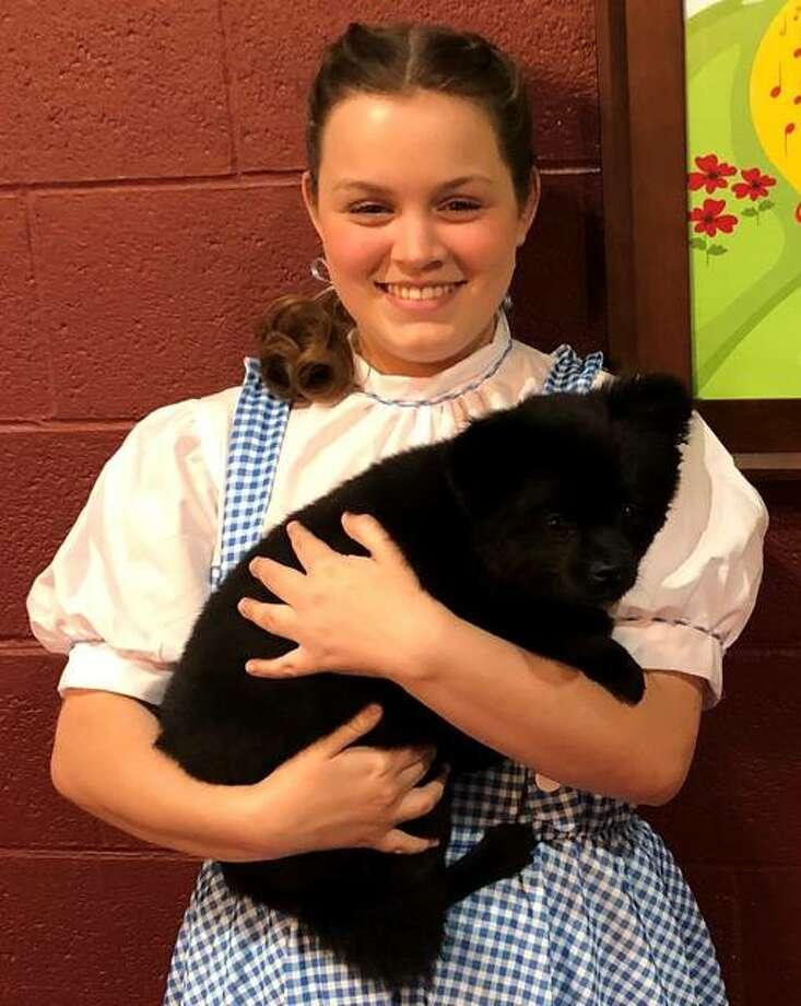Corrine Jones as Dorothy