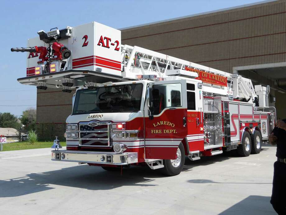 Special Olympics Texas will host a fire truck pull TODAY at Uni-Trade Stadium.