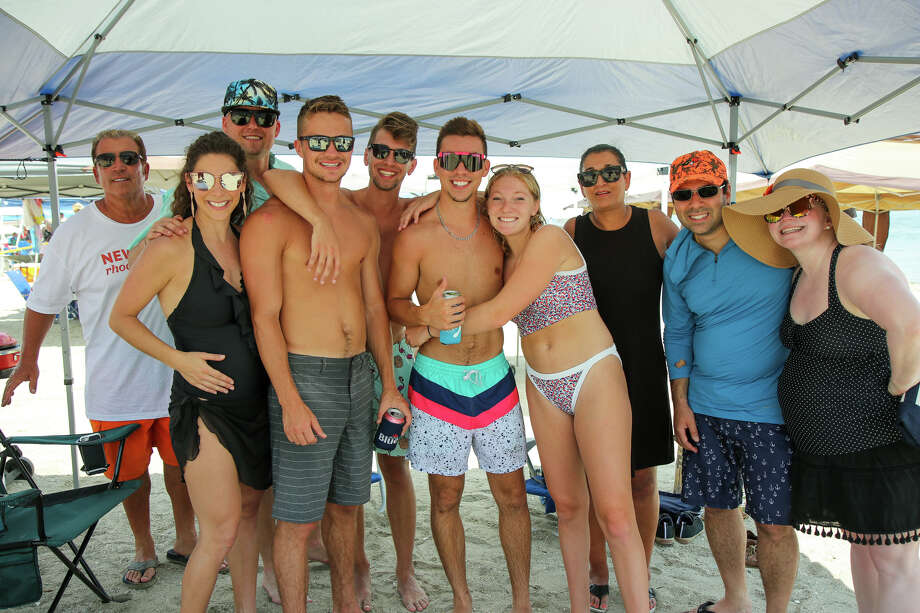 Stratford's annual Blues on the Beach party was held on Short Beach on July 20, 2019. Beach goers enjoyed live music, dancing, food and family-friendly activities. Were you SEEN? Photo: Ken (Direct Kenx) Honore / Hearst CT Media