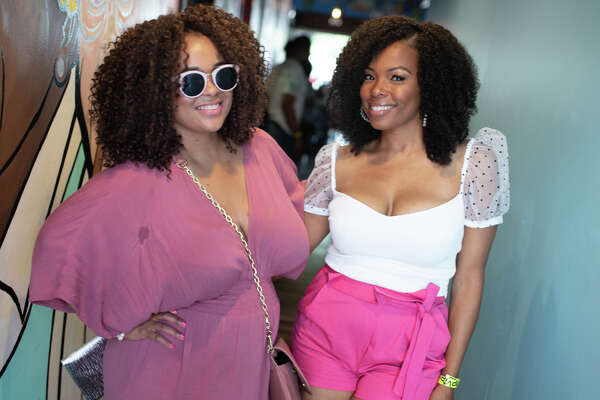 The Houston Hamptons Brunch Co hosts the city's first-ever Brunch Festival on Saturday, July 20, 2019 at Isle Eatery and RUm Bar in Downtown Houston