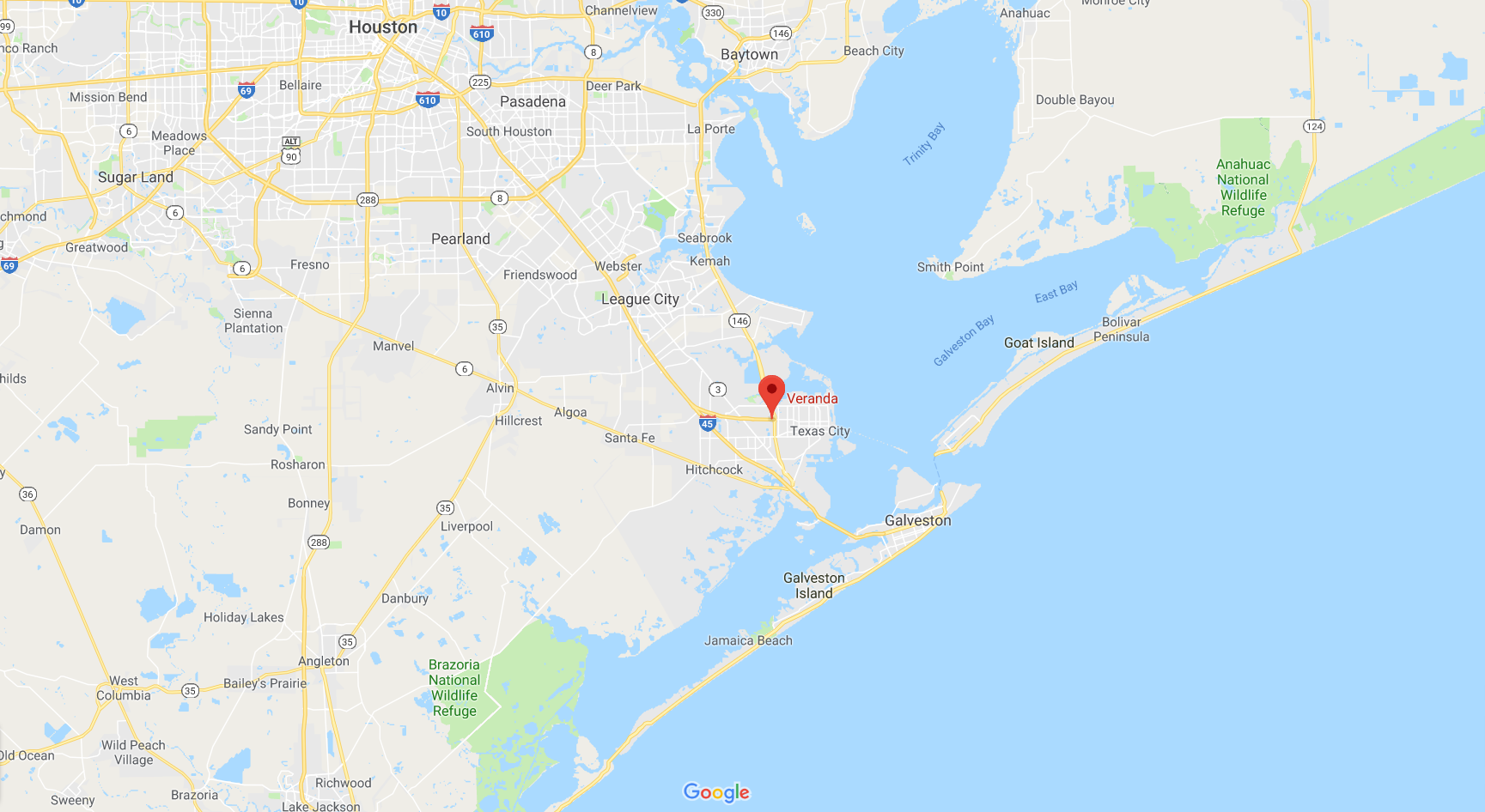 Map Of Texas City.Texas City Boy With Autism Drowns In Apartment Complex Pool
