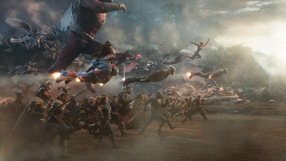 Photo: Courtesy Of Marvel/Disney / null