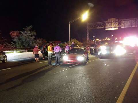 Multiple victims sent to hospital in Route 8 crash