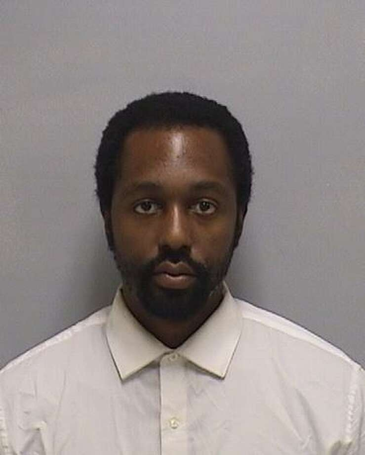 Travis L. Walker, 28, of New Haven, is accused of stealing from the ShopRite in Orange where he is an employee. Photo: Contributed / Orange Police Department